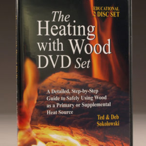 The Heating with Wood DVD Set