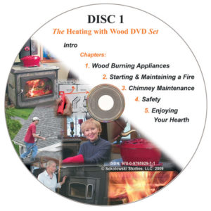 How to safely heat with wood Disc 1
