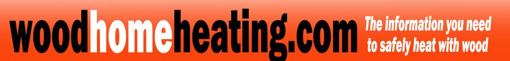 Wood home heating Logo